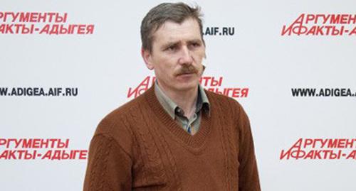 Валерий Бриних. Фото: http://www.ewnc.org/node/17081