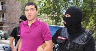Сын губернатора Сюникской области Армении Тигран Хачатрян был задержан 25 июля. Фото: http://www.verelq.am/sites/default/files/styles/article_image_full_node/public/images/article/2015/07/2783/liska-son-tigran-khachatryan1.jpg?itok=kVqP4onO