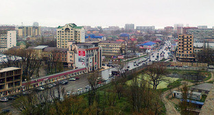 Махачкала. Дагестан. Фото: Magomed Aliev http://www.odnoselchane.ru/