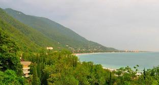Гагра. Абхазия. Фото: P.Kinareevski https://ru.wikipedia.org/