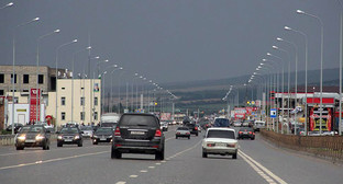 "Федеральная дорога М29. Фото Магомеда Магомедова для ""Кавказского узла"""
