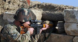 Солдат на передовой. Фото: http://haberciburada.com/cgi-sys/suspendedpage.cgi