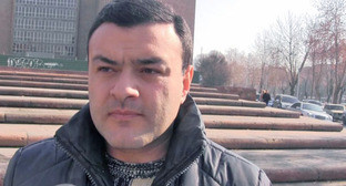 Адвокат Ерванд Варосян. Фото: RFE/RL http://rus.azatutyun.am/
