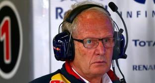 Хульмут Марко. Фото: F1-fansite.com