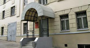 Лефортовский районный суд Москвы. Фото http://lefortovsky.msk.sudrf.ru/