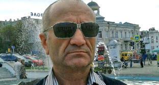 Абдурашид Шейхов. Фото из личного архива