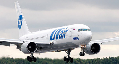 Самолёт авиакомпания UTair. Фото: http://www.utair.ru/aircrafts/5219782.html