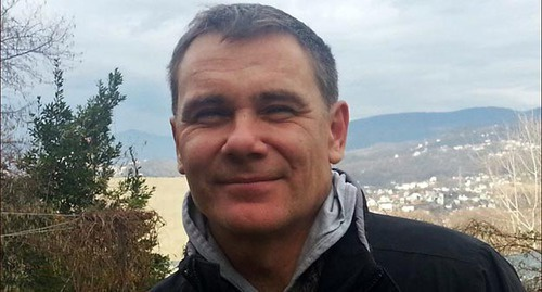 Евгений Витишко. Фото: Анастасия Кириленко RFE / RL