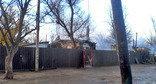 Дом сгорел в результате спецоперации в Калмыкии. 17 ноября 2015 г. Фото https://08.mvd.ru/news/item/6781423/