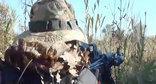 Сотрудник силовых структур во время КТО. Фото: http://nac.gov.ru/nakmessage/2015/10/20/v-dagestane-v-khode-kto-neitralizovany-chetvero-banditov.html