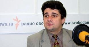 Адвокат Вадим Прохоров. Фото: RFE/RL http://www.svoboda.org/