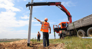 Строительство энергомоста. Фото: http://www.kerch.com.ru/Search.aspx