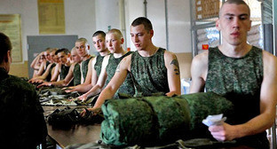 Призывники. Фото: Владимир Аносов. ЮГА.ру