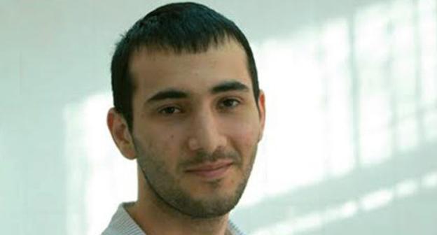 Подсудимый Магомед Алиев. Фото Амины Алиевой