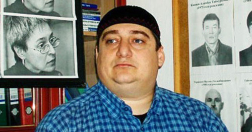 Магомед Муцольгов. Фото: RFE/RL