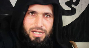Абу Али аль-Шишани. Кадр видео YouTube