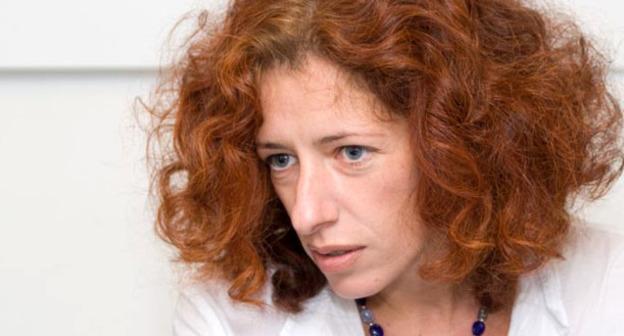 Программный директор организации Human Rights Watch по России Татьяна Локшина. Фото: RFE/RL