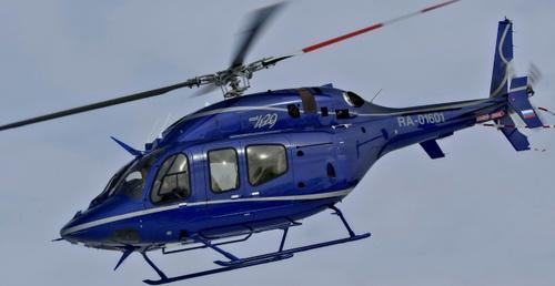 Вертолет модели Bell 429. Фото Александра Маркина, Wikipedia.org