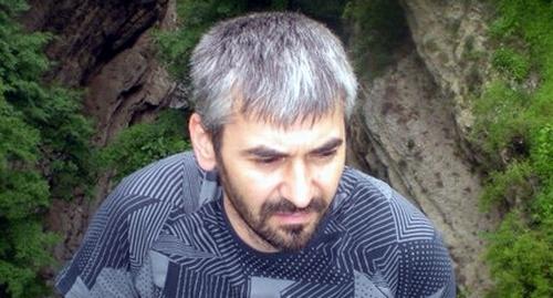 Хизир Ежиев. Фото: Vk.com/id4533052
