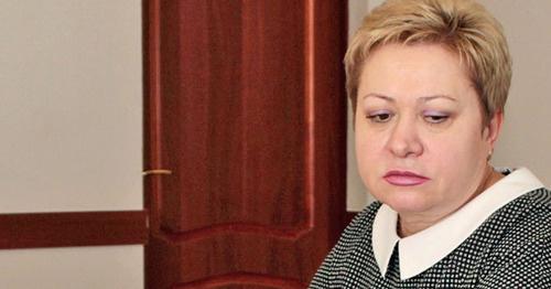 Екатерина Лукьяненко. Фото http://minzdravao.ru/