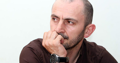 Маирбек Агаев. Фото: RFE/RL