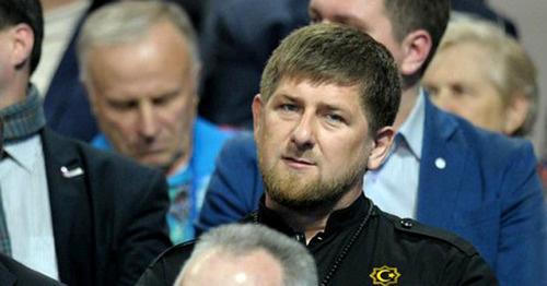 Рамзан Кадыров. Фото: Kremlin.ru https://ru.wikipedia.org/