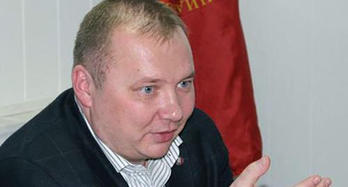 Николай Паршин. Фото http://kprf.ru/
