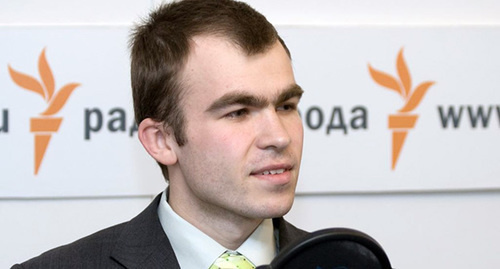 Евгений Бобров. Фото: RFE/RL