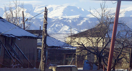 Селение Мамедкала, Дербентского района Дагестана . Фото: http://odnoselchane.ru/?page=photos_of_category&sect=498&com=photogallery