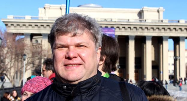 Сергей Митрохин. Фото http://www.yabloko.ru/news/2015/04/05