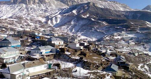 Село Анди Ботлихского района Дагестана. Фото http://www.odnoselchane.ru/