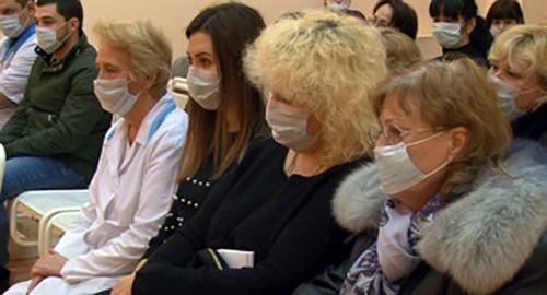 Сочинцы не лекции по профилактике гриппа. Фото: http://www.blogsochi.ru/content/sochintsam-rasskazali-kak-ne-zabolet-grippom