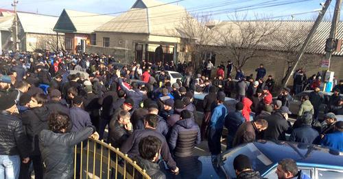 Дагестан – новая горячая точка?
