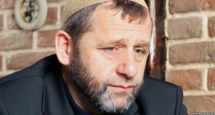 Имам Насыр-Кортской мечети Ингушетии Хамзат Чумаков. Фото: RFE/RL