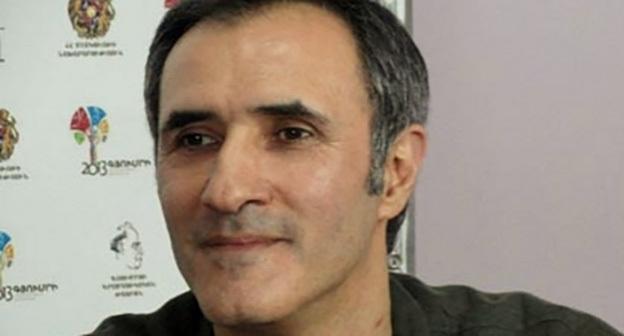 Вардан Петросян. Фото: http://hetq.am