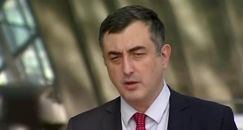 Серго Ратиани. Фото: http://www.newsgeorgia.ge/bidzina-ivanishvili-ugrobil-nezavisimost-suda-natsdvizhenie/