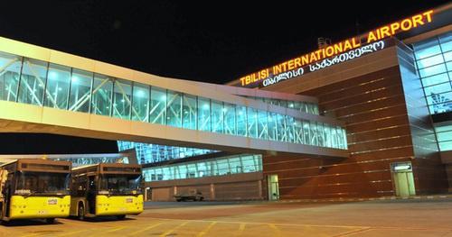 Аэропорт Тбилиси. Фото: http://www.tbilisiairport.com/en-EN/pressroom/Pages/PhotoGallery.aspx