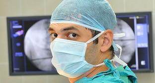 Медицинский работник. Фото: Иван Журавлев / Югополис