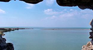 Вид на Анаклию из крепости. Грузия. Фото https://ru.wikipedia.org