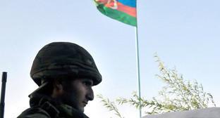 Солдат ВС Азербайджана. Фото: http://www.tert.am/ru/news/2015/06/23/azeri-soldiers-2/1715737