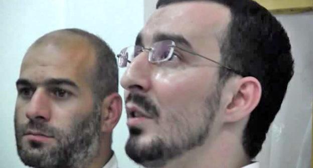 Талех Багирзаде (справа). Фото: RFE/RL