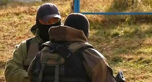 Сотрудники силовых структур. Фото http://www.nac.gov.ru/
