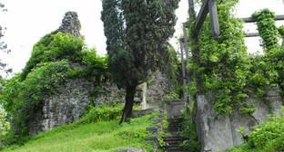 Архитектурно-археологический музей-заповедник в Цихисдзири, Грузия. Фото: http://heritagesites.ge/?lang=eng&page=298&q=petra