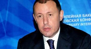 Джахангир Гаджиев. Фото http://ru.apa.az/news/305430