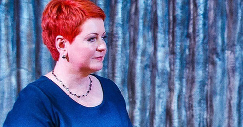 Ольга Горохова. Фото Михаила Чекалова, «Кубань 24»