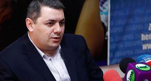 Политолог Сергей Минасян. Фото http://www.panarmenian.net/