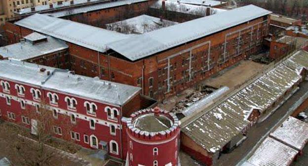 Следственный изолятор № 2 (СИЗО № 2). Москва. Фото http://wikimapia.org/