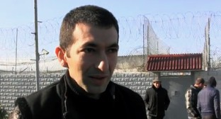 Талех Хасмамедов. Фото: RFE/RL