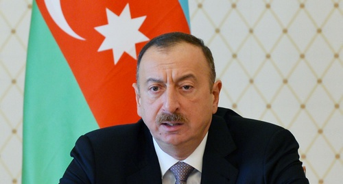 Ильхам Алиев. Фото: President.az