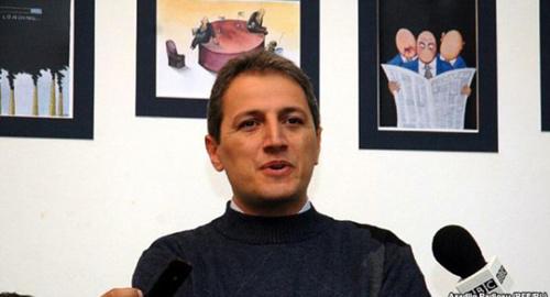 Алескер Мамедли. Фото: RFE / RL http://ru.salamnews.org/ru/news/read/62909